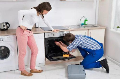 Когда следует нанять специалиста по ремонту бытовой техники?